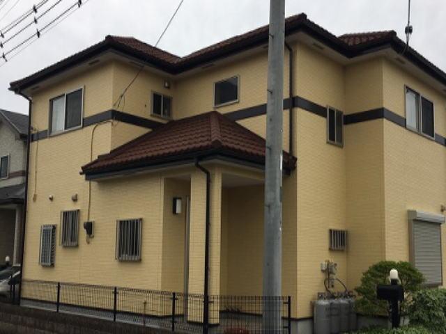 【施工実績444】屋根重ね葺き:群馬県高崎市