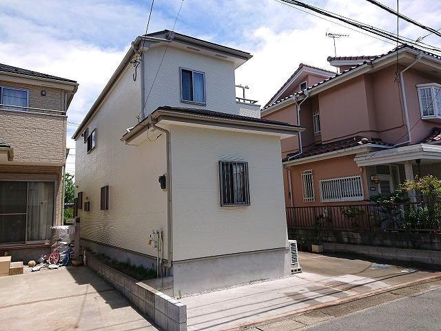 【施工実績445】外壁塗装・屋根塗装:埼玉県上尾市