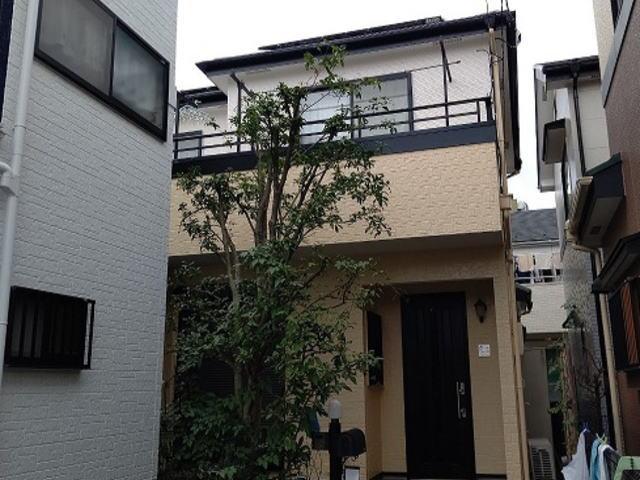 【施工実績449】外壁塗装・屋根塗装:埼玉県川口市