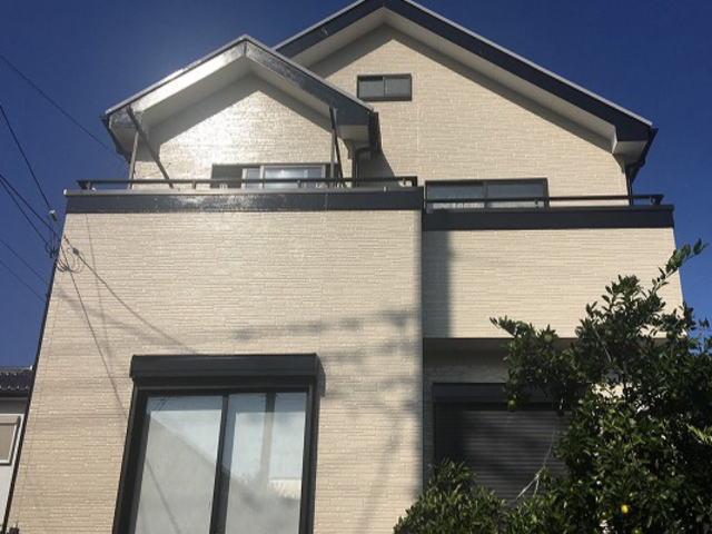 【施工実績452】外壁塗装・屋根塗装:埼玉県鴻巣市