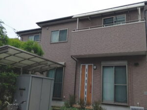 【施工実績453】外壁塗装・屋根塗装:埼玉県さいたま市見沼区