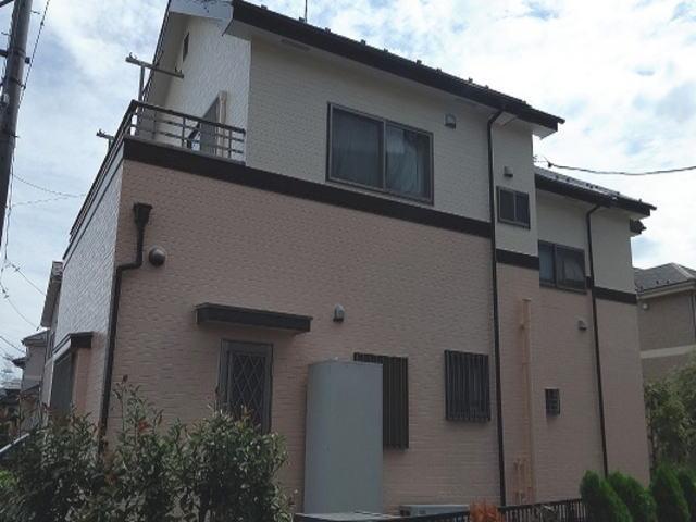 【施工実績455】外壁塗装・屋根塗装:埼玉県久喜市