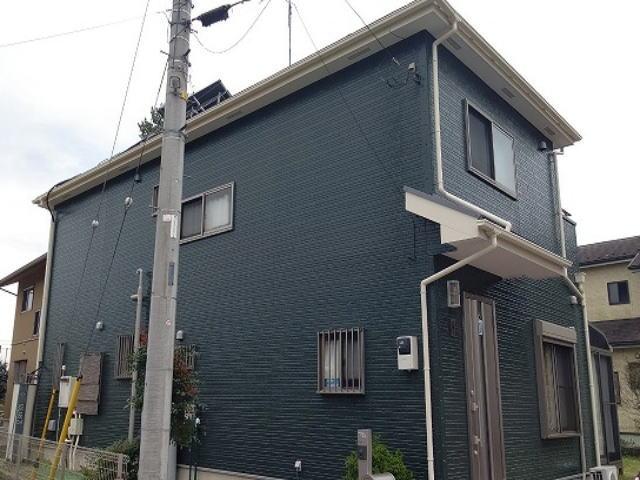 【施工実績466】外壁塗装・屋根塗装:埼玉県日高市