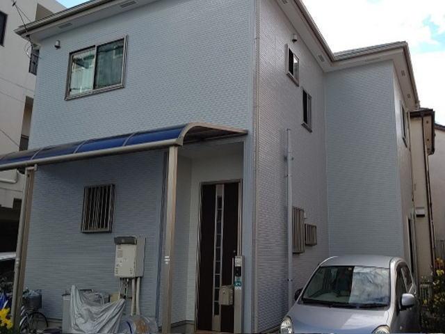 【施工実績473】外壁塗装・屋根塗装:埼玉県草加市