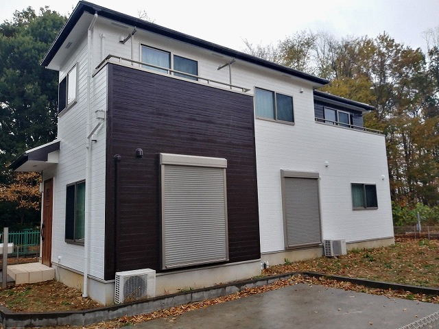 【施工実績474】外壁塗装・屋根塗装:埼玉県川越市