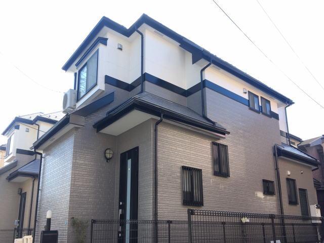【施工実績475】外壁塗装・屋根塗装:埼玉県新座市