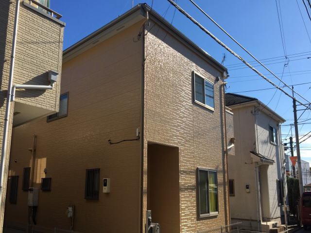 【施工実績476】外壁塗装・屋根塗装:埼玉県所沢市