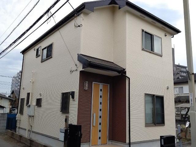 【施工実績480】外壁塗装・屋根塗装:埼玉県坂戸市