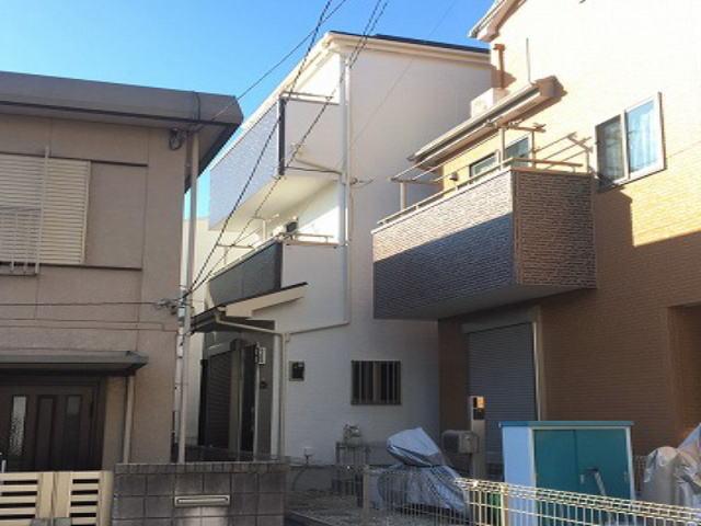 【施工実績482】外壁塗装・屋根塗装:埼玉県さいたま市浦和区