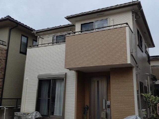【施工実績483】外壁塗装・屋根塗装:埼玉県さいたま市見沼区