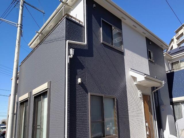 【施工実績486】外壁塗装・屋根塗装:埼玉県三郷市