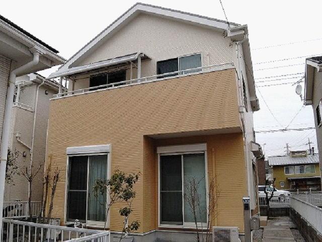 【施工実績498】外壁塗装・屋根塗装:群馬県高崎市