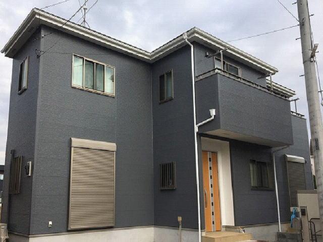 【施工実績500】外壁塗装・屋根塗装:埼玉県上尾市