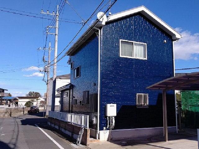 【施工実績502】外壁塗装・屋根塗装:群馬県伊勢崎市