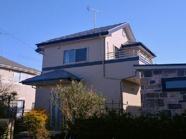 【施工実績503】外壁塗装・屋根塗装:埼玉県行田市