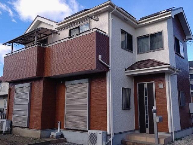 【施工実績504】外壁塗装・屋根塗装:群馬県佐渡郡