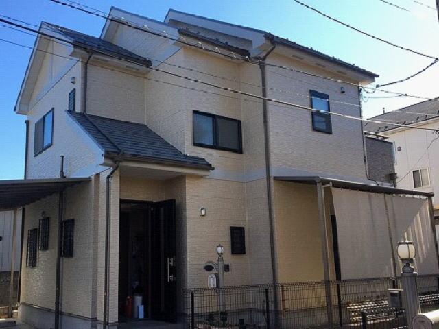 【施工実績506】外壁塗装・屋根塗装:埼玉県加須市