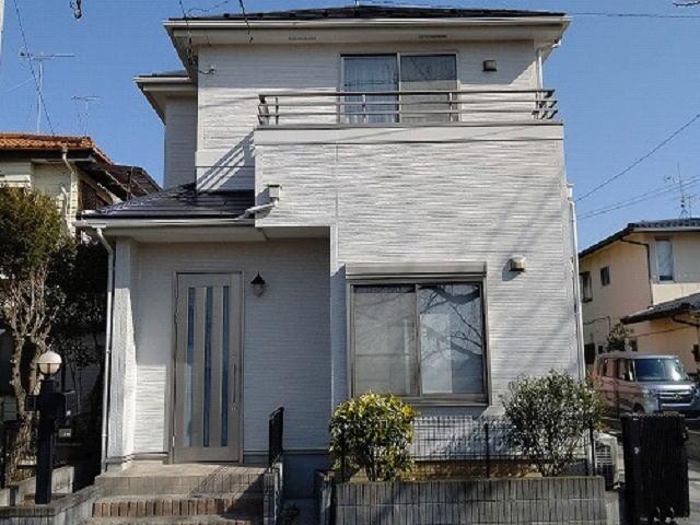 【施工実績507】外壁塗装・屋根塗装:埼玉県白岡市