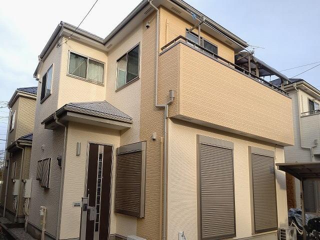 【施工実績508】外壁塗装・屋根塗装:埼玉県上尾市