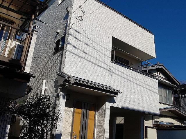 【施工実績509】外壁塗装・屋根塗装:埼玉県新座市