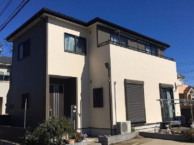 【施工実績511】外壁塗装・屋根塗装:埼玉県川越市