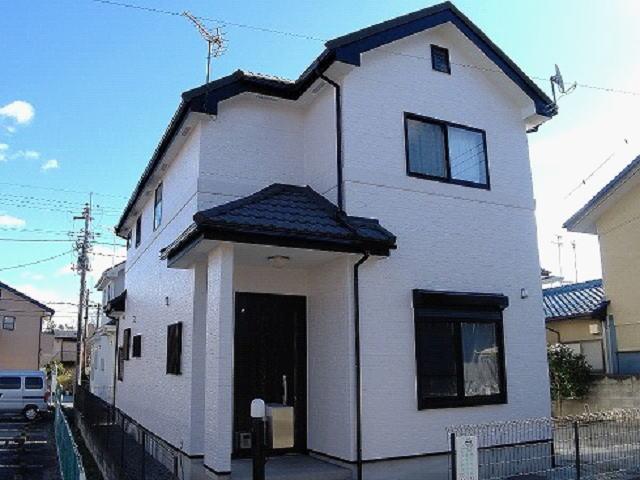 【施工実績512】外壁塗装・屋根重ね葺き:群馬県高崎市