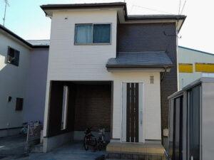 【施工実績514】外壁塗装・屋根塗装:埼玉県川越市