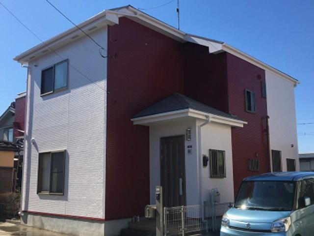【施工実績515】外壁塗装・屋根塗装:埼玉県坂戸市