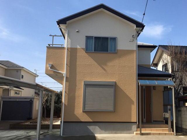 【施工実績516】外壁塗装・屋根塗装:群馬県前橋市