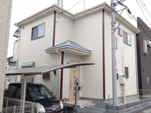 【施工実績519】外壁塗装・屋根塗装:埼玉県幸手市