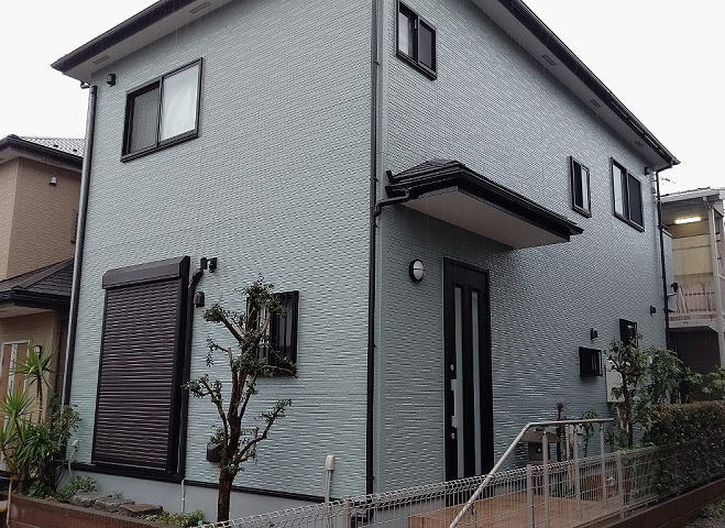 【施工実績521】外壁塗装・屋根塗装:埼玉県さいたま市大宮区