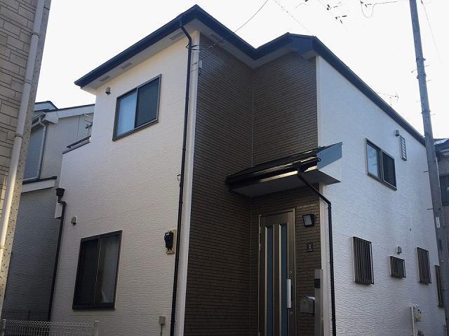 【施工実績522】外壁塗装・屋根塗装:埼玉県川越市