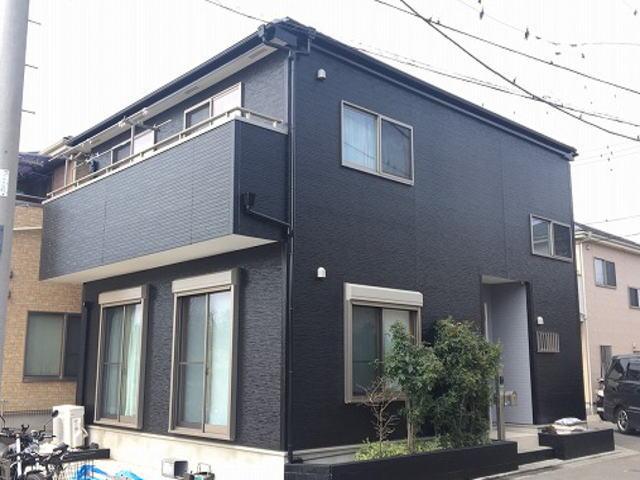 【施工実績528】外壁塗装・屋根塗装:埼玉県新座市