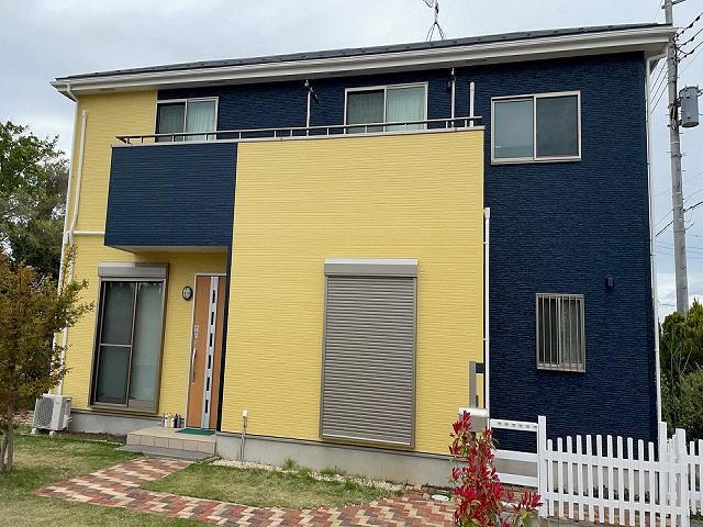 【施工実績537】外壁塗装・屋根塗装:埼玉県加須市