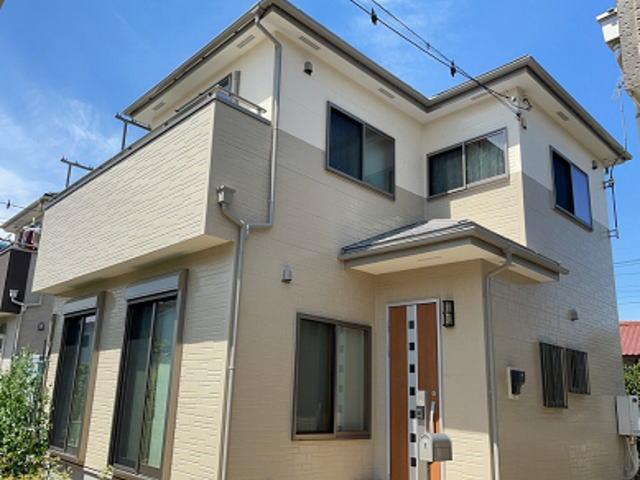 【施工実績538】外壁塗装・屋根塗装:群馬県高崎市