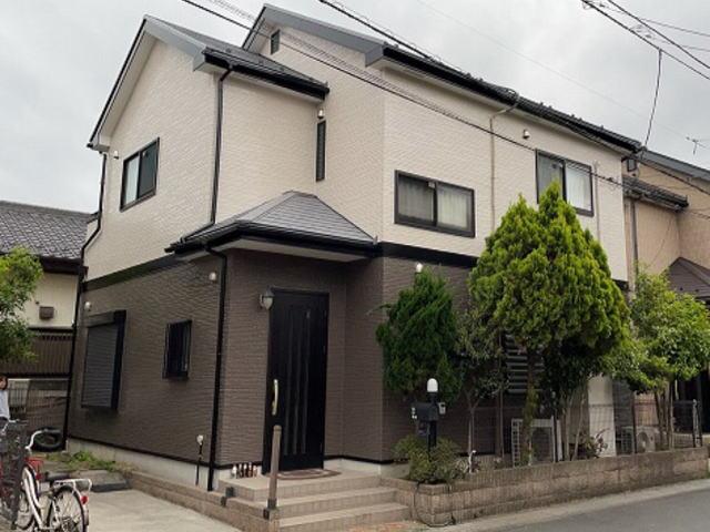 【施工実績539】外壁塗装・屋根塗装:埼玉県草加市
