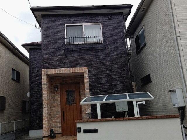 【施工実績541】外壁塗装・屋根塗装:埼玉県さいたま市見沼区