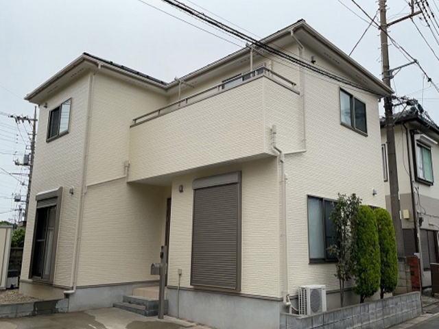 【施工実績551】外壁塗装・屋根塗装:埼玉県上尾市