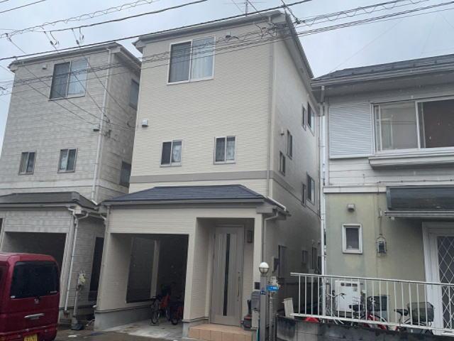 【施工実績554】外壁塗装・屋根塗装:埼玉県志木市