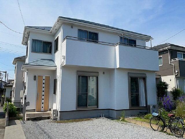 【施工実績556】外壁塗装・屋根塗装:群馬県高崎市