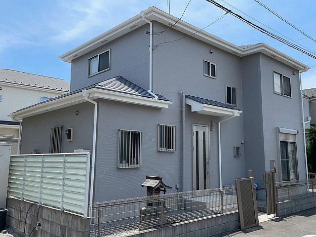 【施工実績562】外壁塗装・屋根塗装:埼玉県三郷市