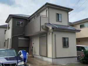 【施工実績563】外壁塗装・屋根塗装:埼玉県さいたま市大宮区