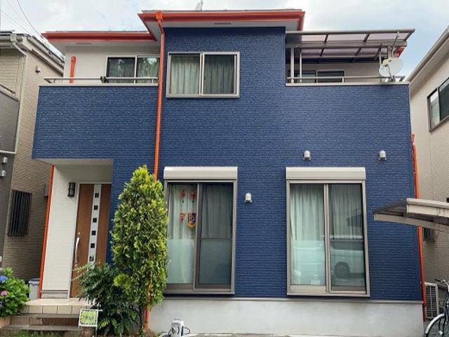 【施工実績564】外壁塗装・屋根塗装:埼玉県さいたま市北区