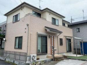 【施工実績570】外壁塗装・屋根塗装:埼玉県鴻巣市