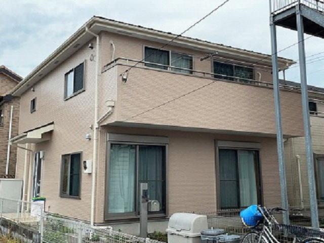 【施工実績574】外壁塗装・屋根塗装:埼玉県所沢市