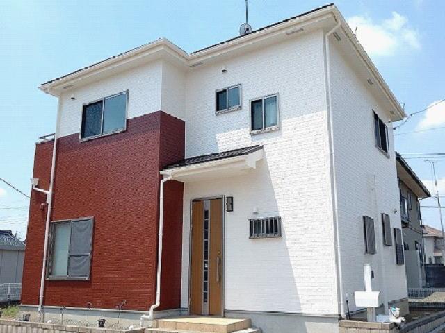 【施工実績576】外壁塗装・屋根塗装:群馬県太田市