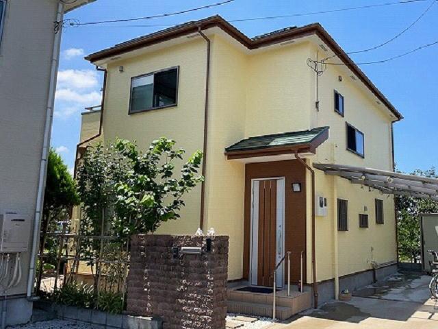 【施工実績577】外壁塗装・屋根塗装:埼玉県さいたま市西区