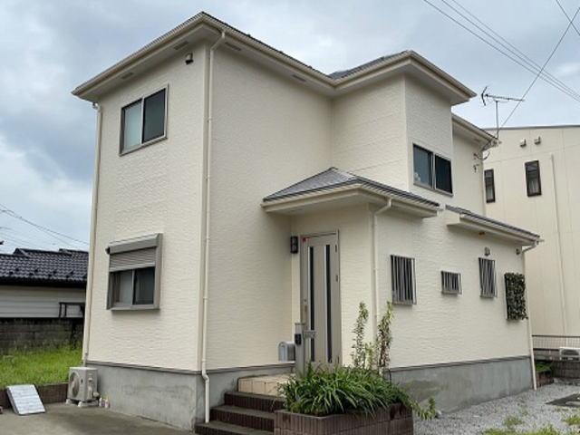 【施工実績578】外壁塗装・屋根塗装:群馬県伊勢崎市