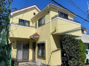 【施工実績590】外壁塗装・屋根塗装:埼玉県さいたま市北区