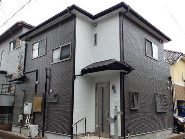 【施工実績591】外壁塗装・屋根塗装:埼玉県新座市